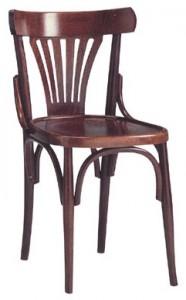 Une photo de la chaise en question